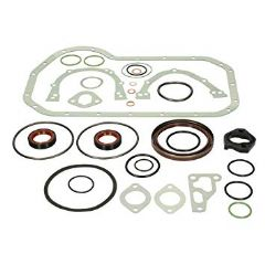 Crankcase set with crankshaft seal 2.0 8v